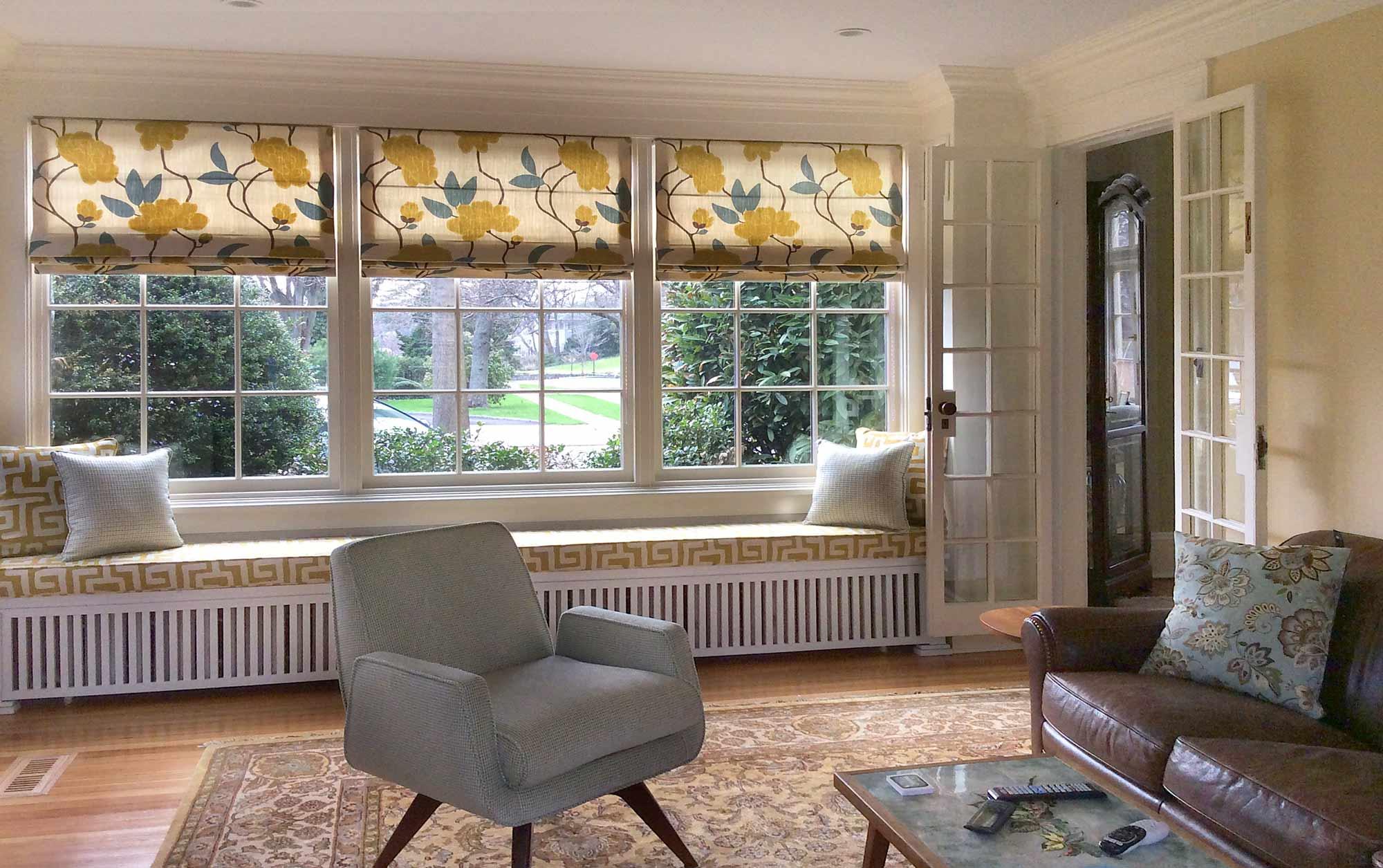 Nicole Interior Designs | Custom Reupholstery | Tuckahoe, NY